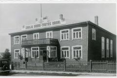 Dusetos-Zarasų-apskr.-Šaulių-sąjungos-namai.-1939-m.