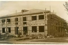 Dusetos-Zarasų-apskr.-Šaulių-sąjungos-namo-statyba.-1935-m.