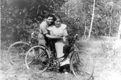 43-Naftali-Sarver-ir-Slovka-Segal-1934-m.-Dusetos-Naftali-Sarver-and-Slovka-Segal-1934-Dusetos