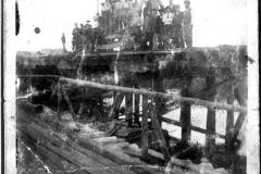 31-1916-metais-Pirmojo-pasaulinio-karo-metu-statomas-tiltas-Dusetos-1916-building-a-bridge-during-World-War-I-Dusetos